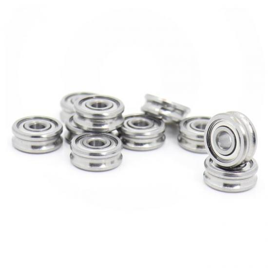 U Groove Bearing Wheels